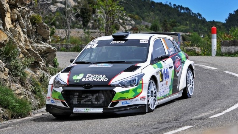 TER - TOUR EUROPEAN RALLY - Rallye Antibes Cote ......