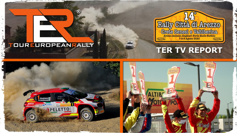 2020 TER - TOUR EUROPEAN RALLY: Rally Città di ......