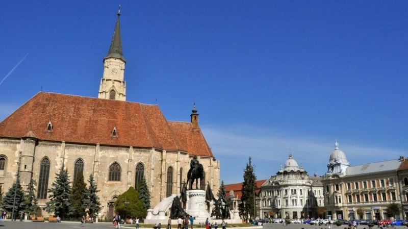 Postcard from Cluj-Napoca...