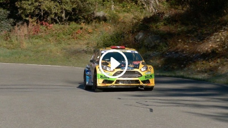 TER 2016 - Rallye International du Valais - Day 2...