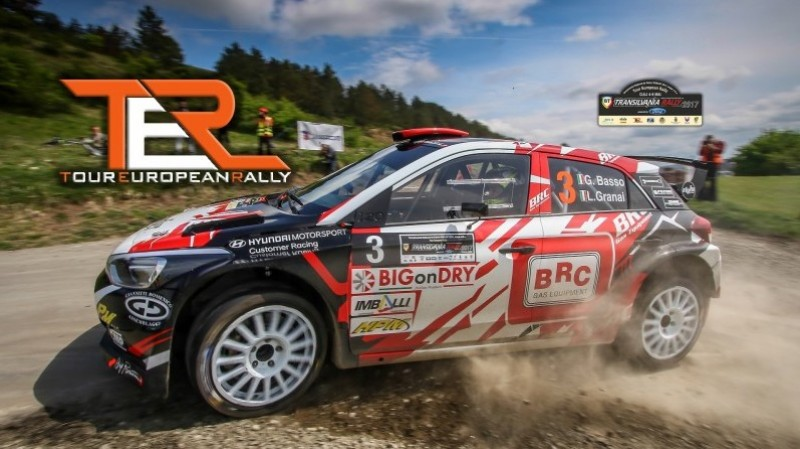 TER - Tour European Rally 2017 - Transilvania ......